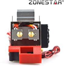 GIMAX Dual Extruder Hotend for P802 3D Printer DIY kit Print Head j-Head i3 Two Color Extruder Nozzle Fan Heater SCS8UU Bearing NTC