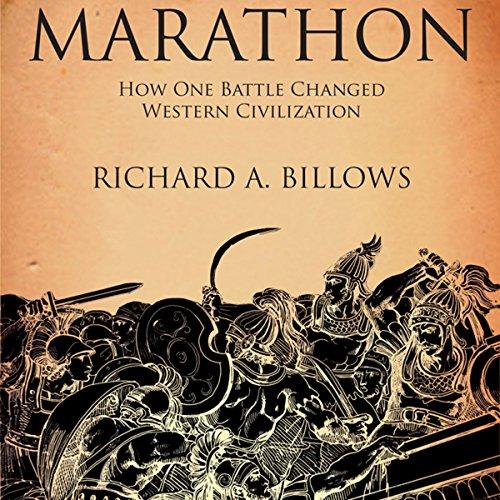 Marathon audiobook cover art
