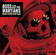 the martian vinyl