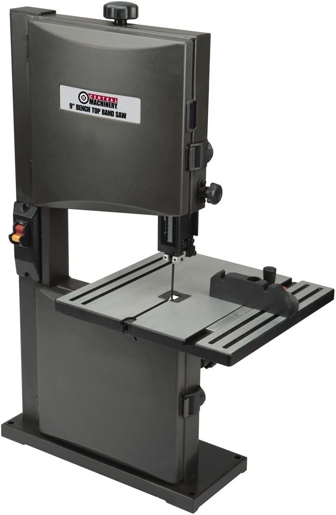 2.5 Amp 9 Inch Bench Top Band with Duty Super Special SALE held Aluminum Ranking TOP19 Heavy Cast Saw