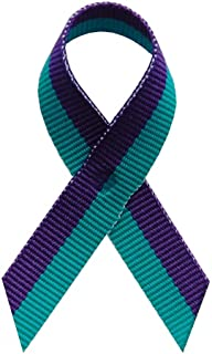 suicide prevention ribbon color