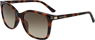 Calvin Klein Women's Sunglasses BROWN 54 mm CK19527S