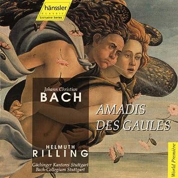 Bach, J.C.: Amadis De Gaule