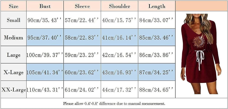 Cristophes Fall Dresses for Women 2028 Sexy O Neck Sun Midi Short Sleeve Maxi Long Fashion Dress