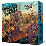 Asmodée- Wasteland Express Delivery Service - Español, Color (PANGWE01ES)