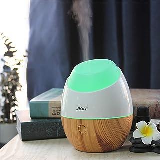 Difusor de Aceite Esencial USB Difusor de Aroma Portátil de 120 ml Purificador de Aire de 7 Colores Con Función de Prot...