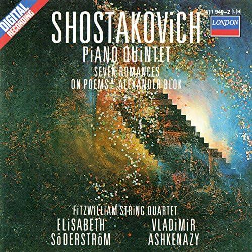 Vladimir Ashkenazy, Elisabeth Söderström & Fitzwilliam Quartet