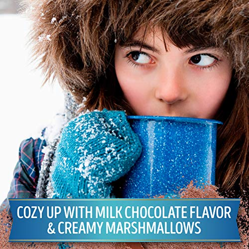 Swiss Miss Marshmallow Hot Cocoa Mix, 1.38 Ounce Envelopes, Count of 30, Pack of 1