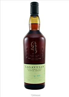 lagavulin the distillers edition 2002 2018 whisky 43% 100 cl