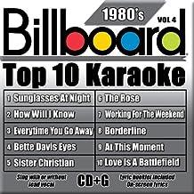 Karaoke 1980's Vol.4