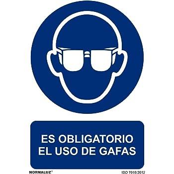NM RD20601 - Señal Adhesiva Es Obligatorio El uso de Arnes ...