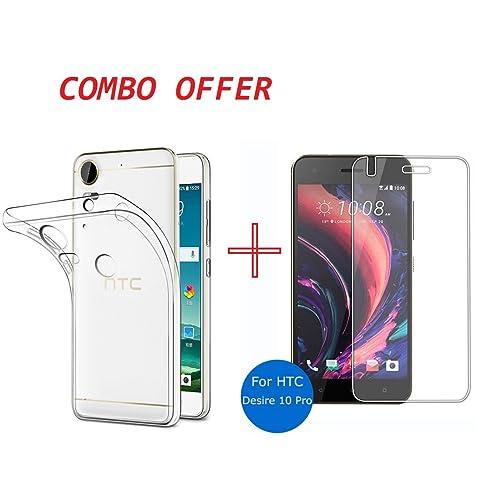 the best attitude cc5a8 70fcb HTC Desire 10 Pro Covers: Buy HTC Desire 10 Pro Covers Online at ...