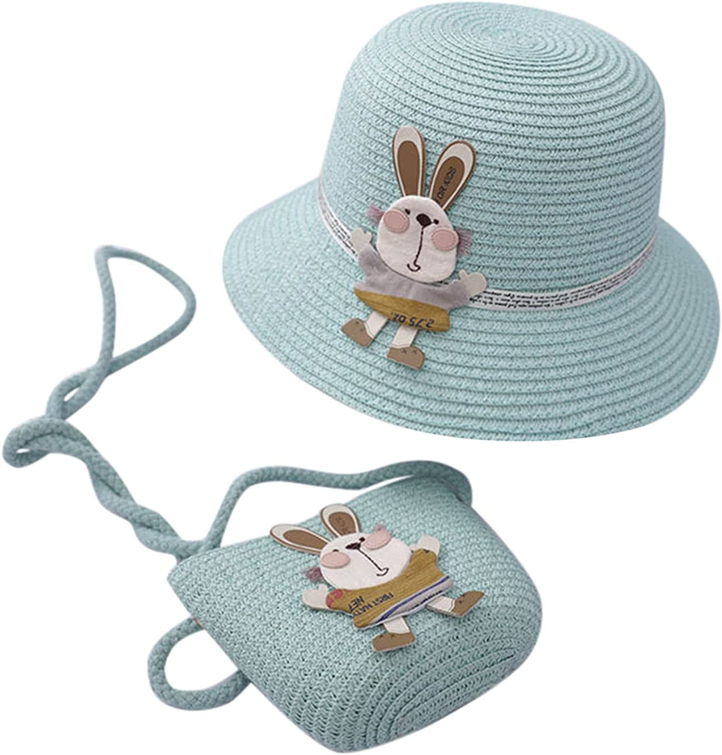 Kids Complete Free Shipping Summer Sun Hat Wide Brim Girls Buck UV Gorgeous Beach for Protection