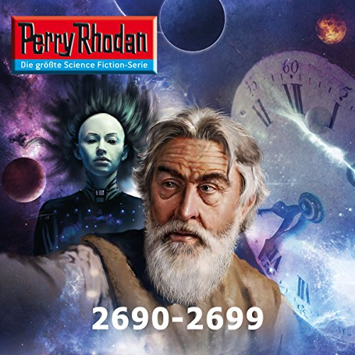 Perry Rhodan, Sammelband 30 audiobook cover art