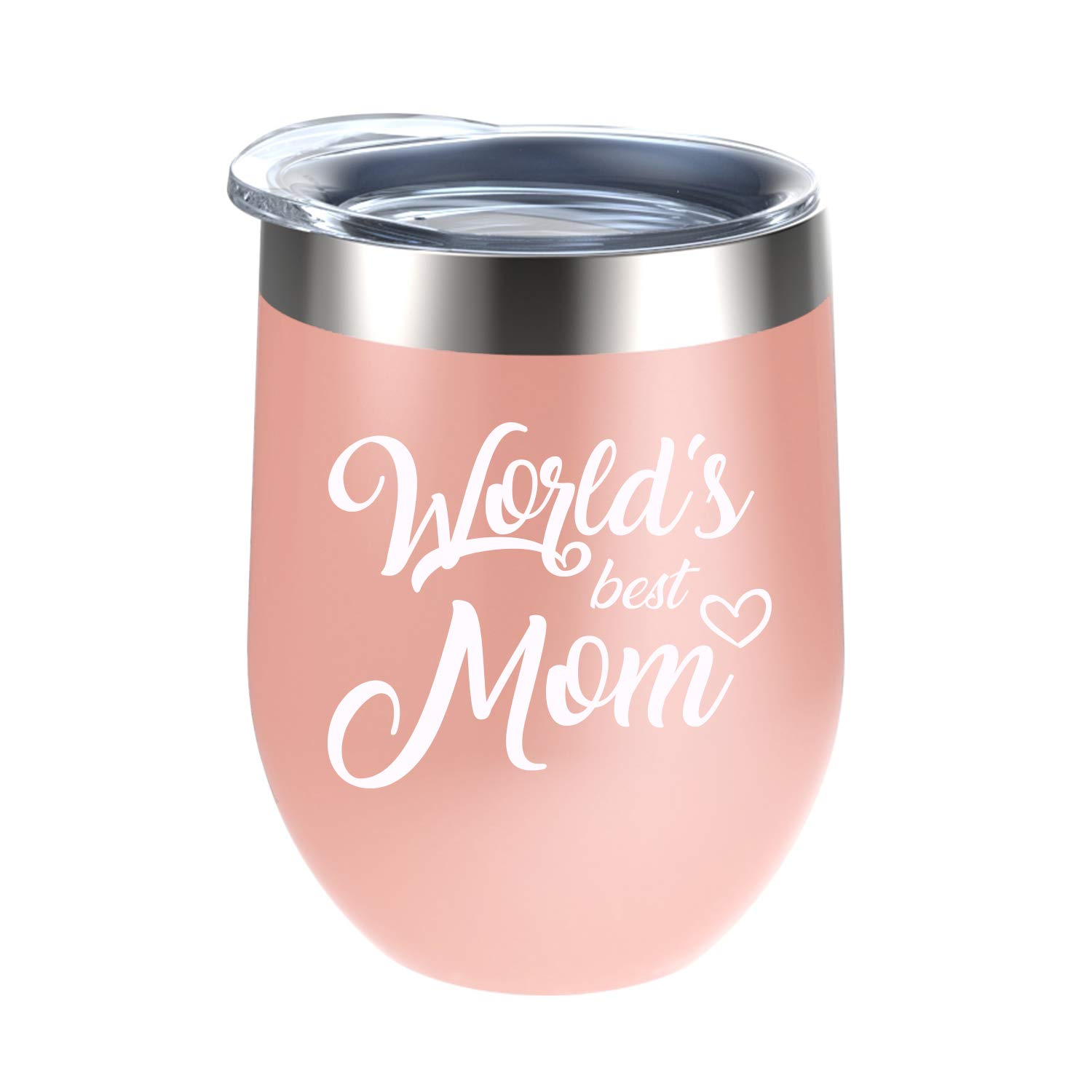 Alexanta Mom Tumbler - World's Best Mom - Christmas Gifts for Mom - Mother's Day Gifts for Mom, Mom Birthday Gifts, Mom Gifts from Daughter, Son, New Mom Gifts, Wife Gifts, Mom to be Gifts