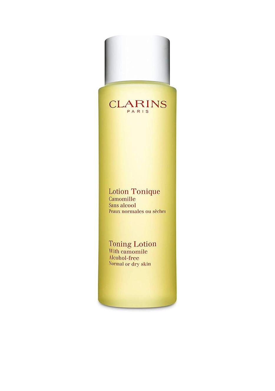 クレジットこどもの宮殿中止しますClarins Toning Lotion Normal to Dry Skin 200ml