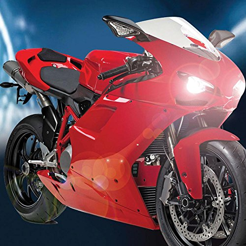 Kit Xenon Hid H7 Moto Scooter 6000k 35w Slim Ballast Câblage Spécifique Moto/Scooter