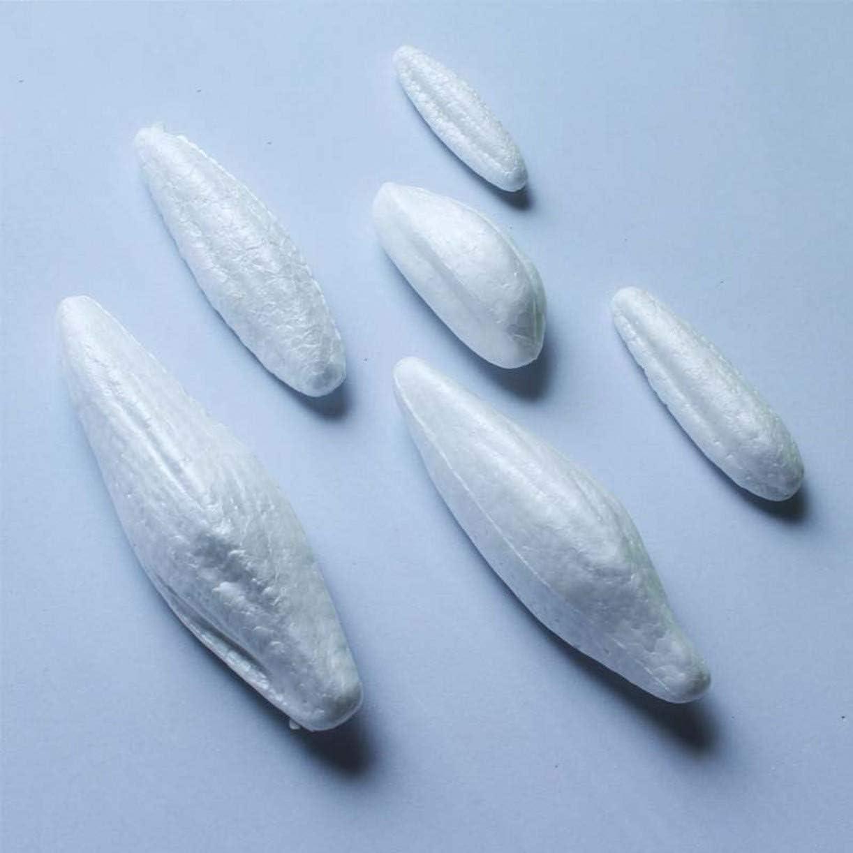 WellieSTR 60Pcs low-pricing 6 Size White Foam Nylon Flo Stocking Lily 5% OFF Buds