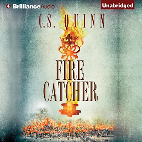 Fire Catcher audiobook cover art