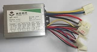 L-faster 24V36V 350W Electric Brush Motor Speed Controller for e-Bike Conversion kit