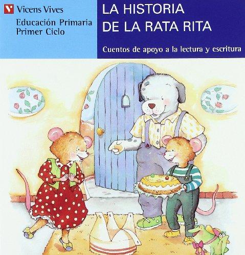 La Historia De La Rata Rita (azul): 6 (Cuentos de Apoyo. serie Azul) - 9788431648695