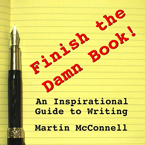 Finish the Damn Book! cover art