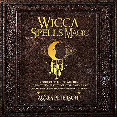 Wicca Spells Magic audiobook cover art