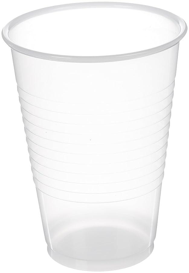 AmazonBasics Plastic Cups, Clear - 12-Ounce, 500-Pack