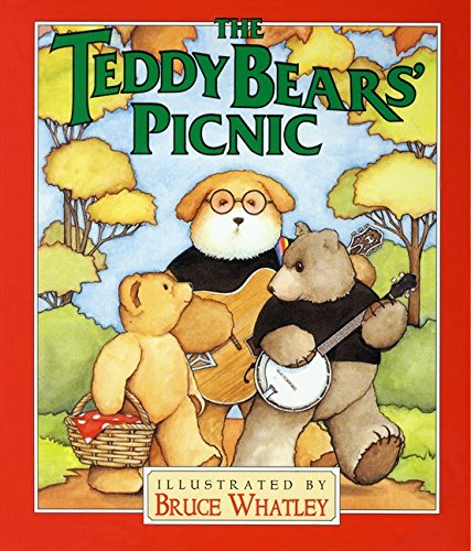 Compare Textbook Prices for The Teddy Bears' Picnic  ISBN 9780694011827 by Garcia, Jerry,Grisman, David,Whatley, Bruce
