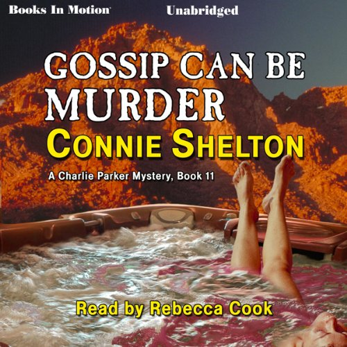 Gossip Can Be Murder audiobook cover art