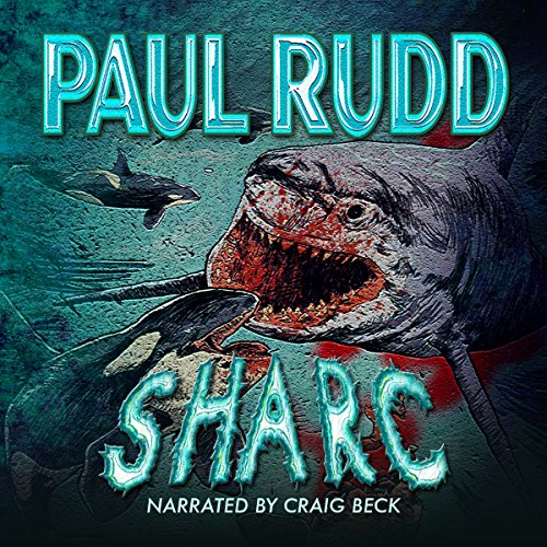 Sharc audiobook cover art