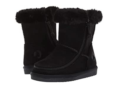 BILLY Footwear Kids Cozy Boot (Toddler) (Black) Kids Shoes
