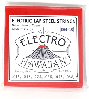 lap steel guitar strings