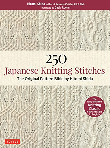 1000 knitting patterns book - 5