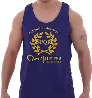 Camp Jupiter Half Blood Percy Jackson Gym Tank Top