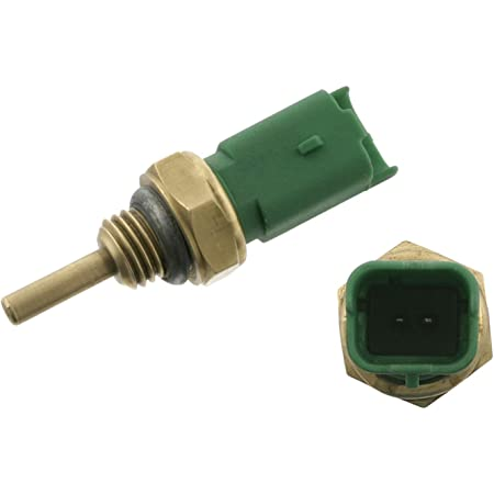 Febi Bilstein 37059 Fi 37059 Temperatursensor Für Motoröl Kraftstoff Und Kühlmittel 1 Stück Auto