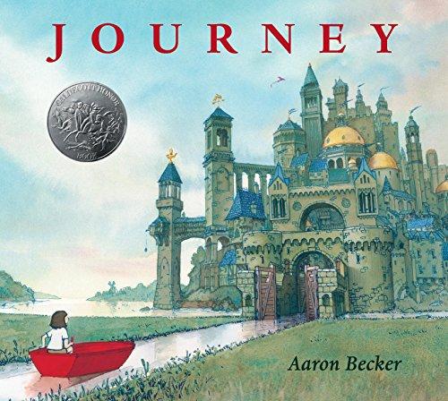 Becker, A: Journey (Aaron Becker's Wordless Trilogy)