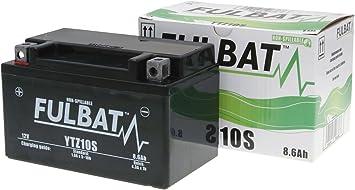 Batterie Fulbat Ytz10s Gel Für Mv Agusta Brutale 675 Bj 2012 Inkl 7 50 Eur Batteriepfand Auto