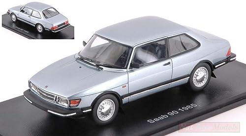 Neo Scale Models NEO43674 Saab 90 1985 MET.lumière bleu 1 43 MODELLINO Die CAST