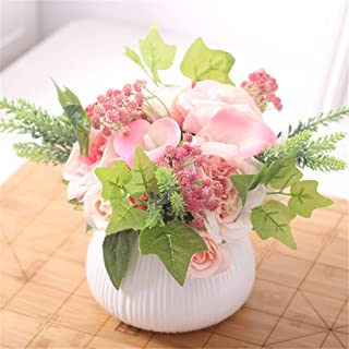 Amazon.es: centros de mesa decorativos de flores