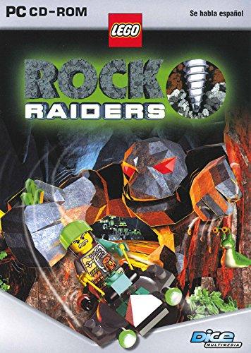 Lego Rock Raiders/Pc