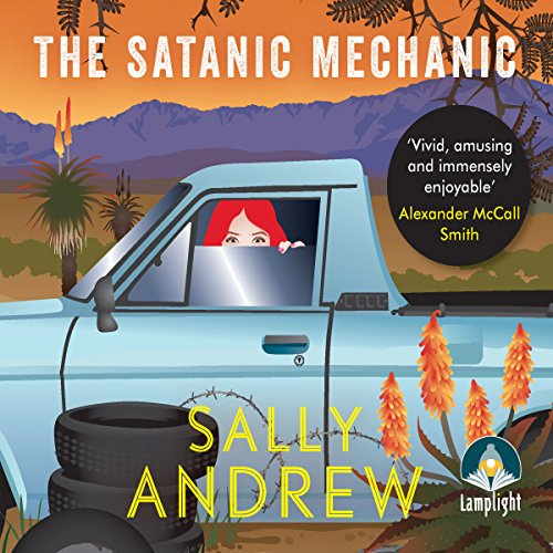 The Satanic Mechanic cover art