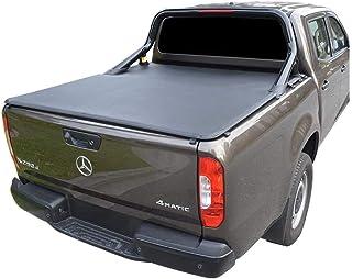 ClipOn Ute/Tonneau Cover for Mercedes Benz X220D, X250D (2017 to Current) Dual Cab suits Factory Sports Bars