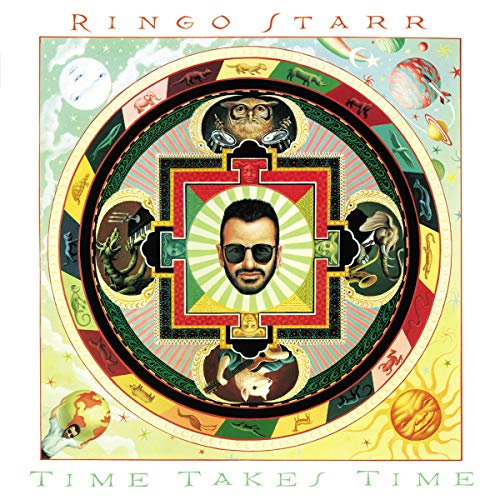 Takes Time [ 180-Gram, Yellow & Green Marble ColoredVinyl] [Import Allemand]