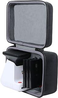 co2CREA förvaring bär resa hårt fodral för polaroid original 9019 polaroid labb (svart), Svart