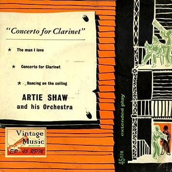 "Vintage Dance Orchestras Nº9 - EPs Collectors ""Concert For Clarinet"""
