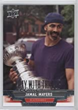 Jamal Mayers (Hockey Card) 2013-14 Upper Deck - Day with the Cup #DC18