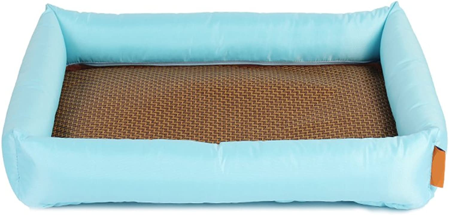 Doghouse Summer Cat Dog Removable Washable Mattress Waterproof (Size   XXL)