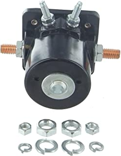 Best Starter Solenoid Replacement For Johnson, OMC, Evinrude Outboard Motor Review