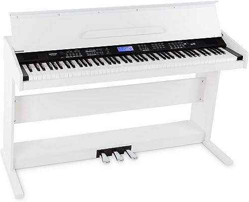 FunKey DP-88 II piano numérique blanc